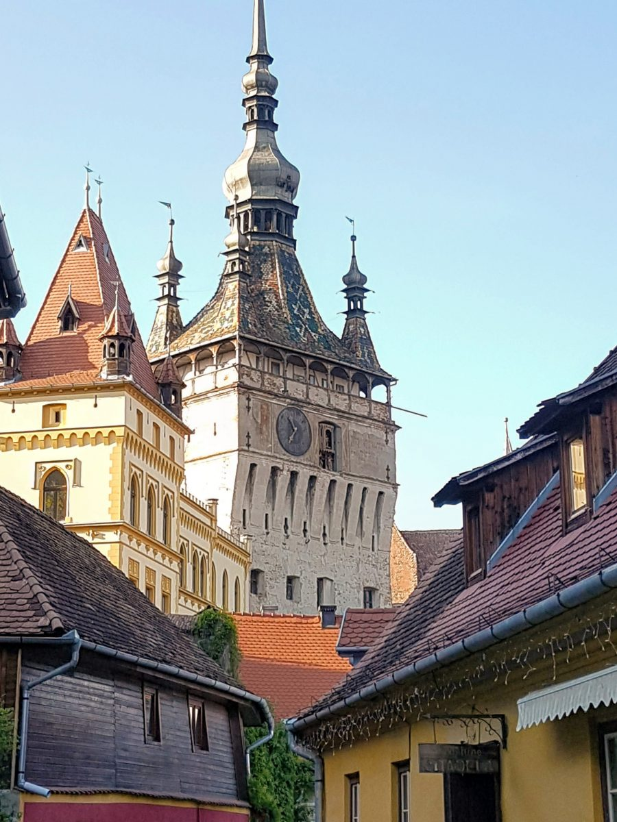 Sighisoara - Tour of Transylvania