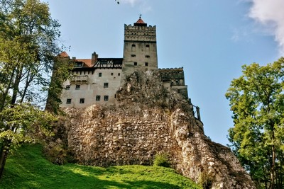 Bran castle Romania tour