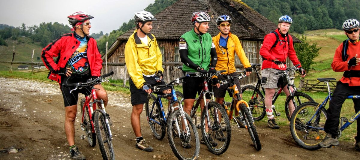 Cycling Romania tour