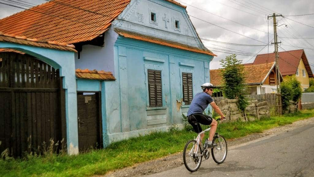 Cycling Romania tours
