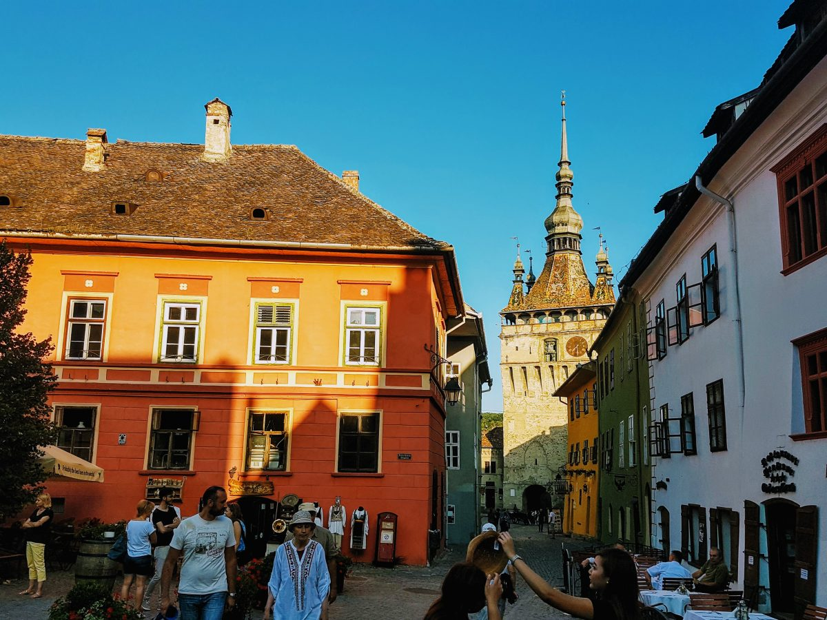 Romania tours - Sighisoara