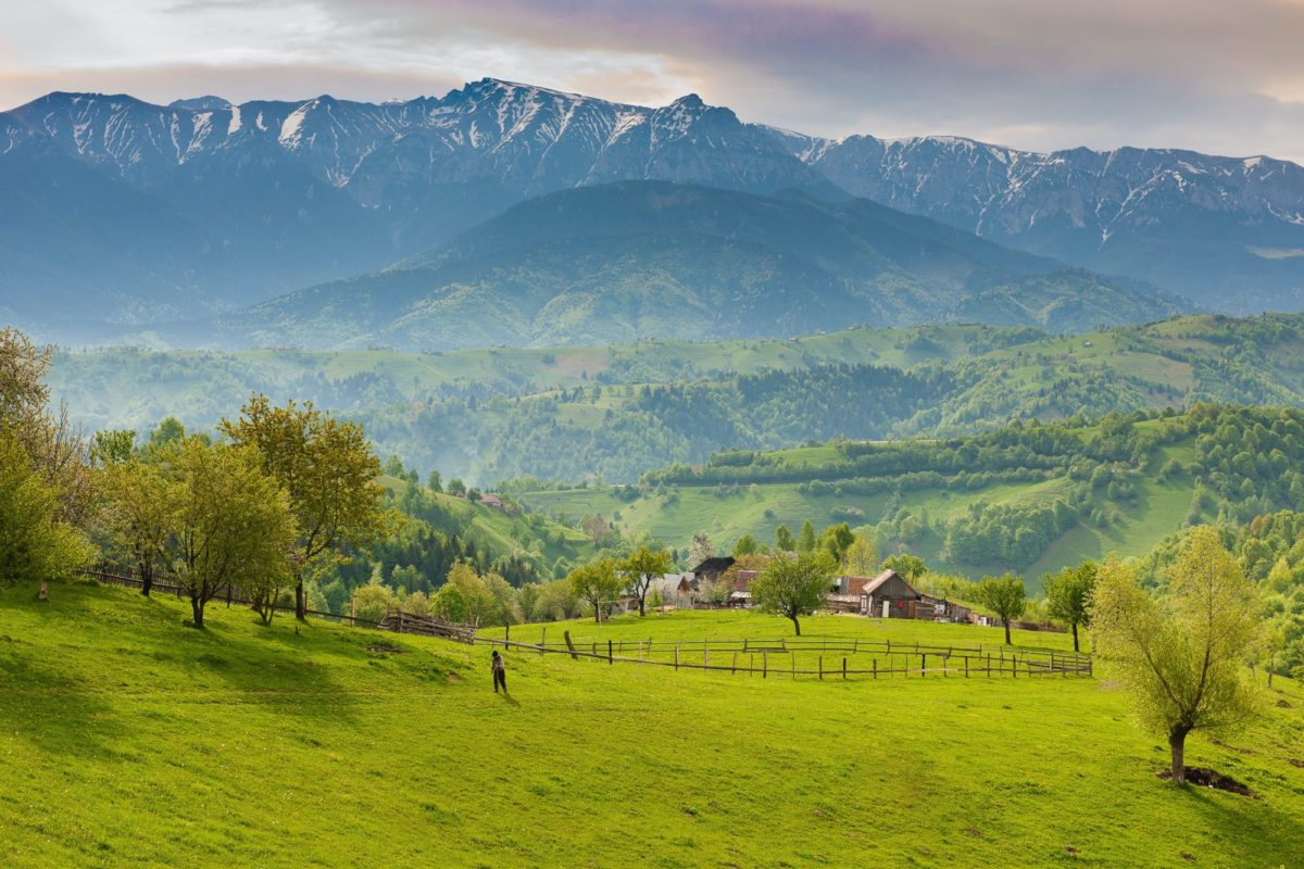 Romania walking tours